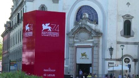 Venezia, si alza il sipario sulla 74esima mostra del cinema