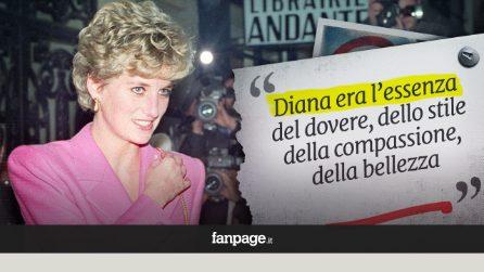 20 anni fa ci lasciava Lady Diana. Ciao principessa