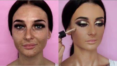 Copre tutte le imperfezione del viso: il risultato è fantastico