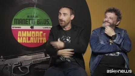 """Venezia 2017: applausi per """"Ammore e malavita"""" dei Manetti Bros, tra Bollywood e Grease"""