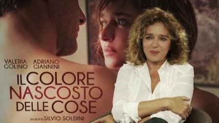 """Valeria Golino a Venezia: """"Amo le sfide, preparo il mio film e non escludo di tornare in America"""""""