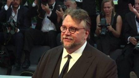Venezia 2017: Leone d'Oro a Guillermo Del Toro, Charlotte Rampling migliore attrice