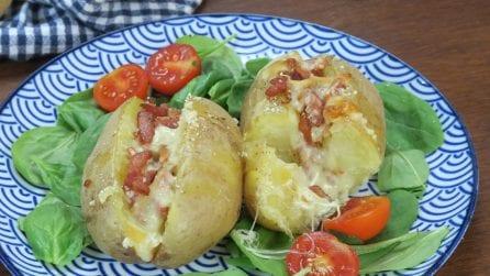 Patate al cartoccio: la ricetta facile e deliziosa!