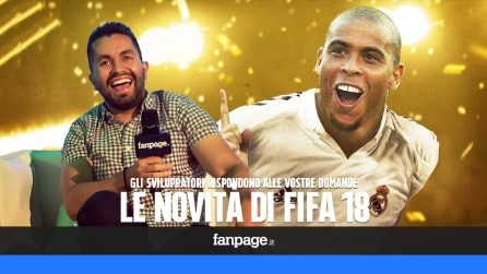 FIFA 2018, gli sviluppatori rispondono alle vostre domande