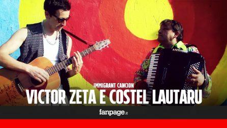 Immigrant Cancion - Victor Zeta e Costel Lautaru (ESCLUSIVA)