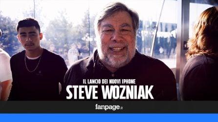 """Steve Wozniak: """"A Steve Jobs sarebbe piaciuto il teatro che gli hanno dedicato"""""""