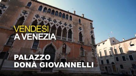 Venezia, Palazzo Donà Giovannelli futuro hotel di lusso