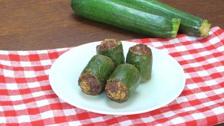 Tronchetti di zucchine: la ricetta per cucinarle in modo gustoso e originale!