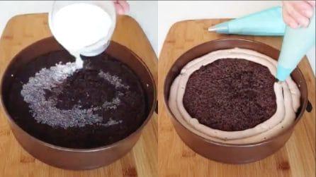 La decorazione che trasforma una semplice torta in un dessert buonissimo