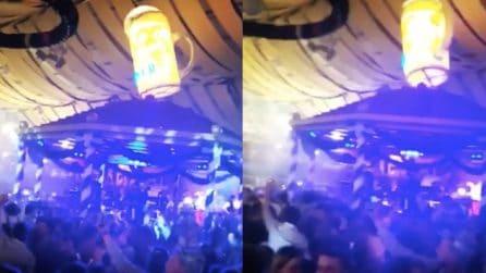 Oktoberfest, fiumi di birra e musica: spettacolo a Monaco
