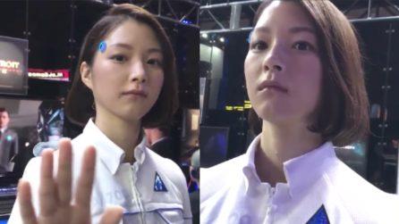 Esseri umani o robot? : il Tokyo Game Show mette in crisi i visitatori