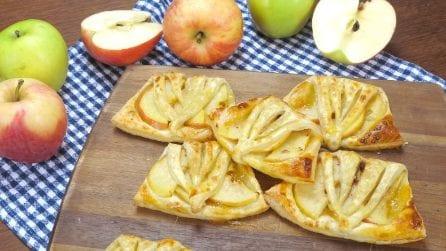 Fagottini alle mele: il dolce autunnale pronto in pochi minuti!