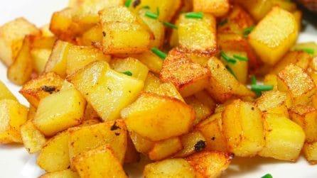 Come cucinare le patate al forno in modo perfetto