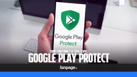 Play Protect: come funziona il sistema di protezione dai virus Android