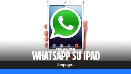 Trucchi WhatsApp: utilizzare WhatsApp con un iPad o un iPod Touch