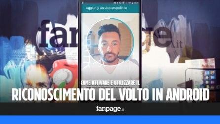 Phone X ha il FaceID? Ecco come attivare il riconoscimento del volto in Android