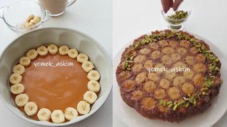 Come prepare la torta alle banane
