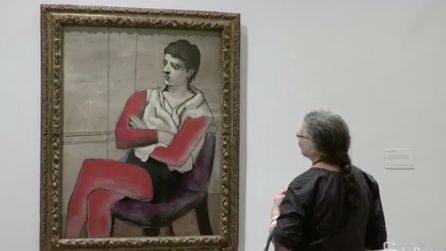 Roma, I capolavori di Picasso in mostra alle Scuderie del Quirinale