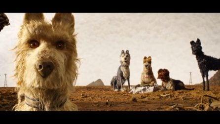Il primo trailer del nuovo film di Wes Anderson: Isle of dogs