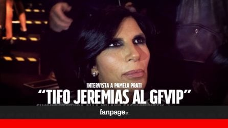 "Pamela Prati: ""Tifo per Jeremias Rodriguez al GfVip"""