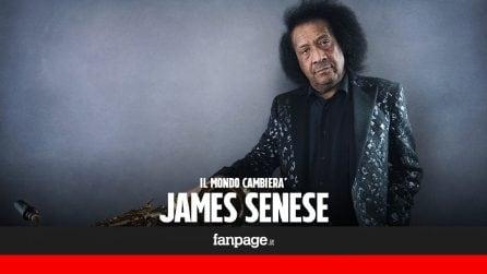 Il Mondo Cambierà - James Senese (ESCLUSIVA)