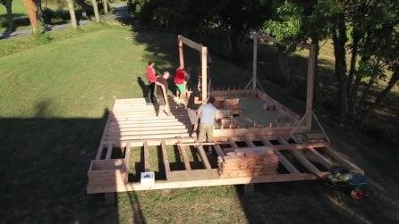 Costruire casa con Brikawood è facile come un gioco