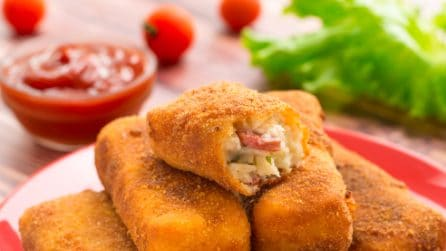 Pizza Croquetas: a great recipe for an easy and tasty snack!