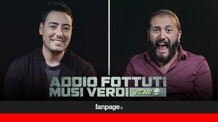 Il colloquio di Ciro Priello e Fabio Balsamo per AFMV - Addio Fottuti Musi Verdi