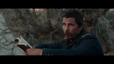 Hostiles: il trailer ufficiale