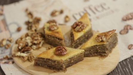 Baklava: the original recipe!
