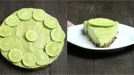 Avocado Cheesecake: a great recipe for an easy and tasty dessert!