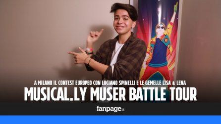 """Musical.ly, Luciano Spinelli balla per Fanpage.it e racconta le """"Muser battle"""""""