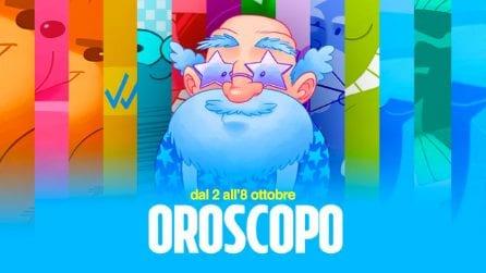 Oroscopo Fanpage dal 2 all'8 ottobre 2017 – a cura di Pierre Newton
