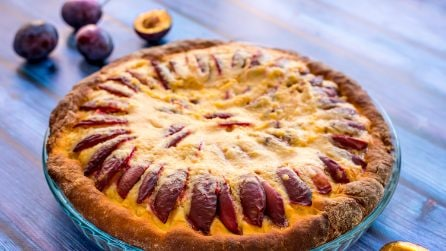 Prunes Cake: a very sweet and dense cake!