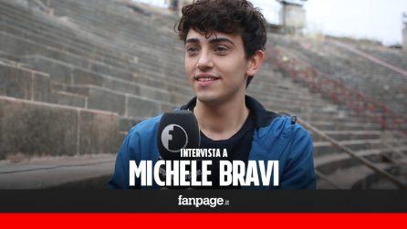 """Michele Bravi: """"Ho vinto X Factor a 18 anni, ma è con Youtube che ho trovato il mio mondo"""""""