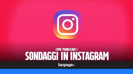 Trucchi Instagram: come pubblicare i sondaggi nelle storie