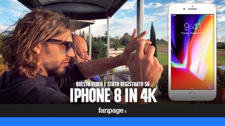 Abbiamo girato un video in 4K usando solo l'iPhone 8 Plus