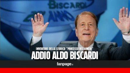 Aldo Biscardi, morto l'inventore del Processo del lunedì: sua la battaglia per la moviola in campo