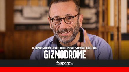 """Vittorio Cosma presenta Gizmodrome: """"La nostra superband con canzoni (inedite) dei Police"""""""