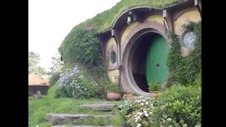 """Alla scoperta di Hobbiton: il magico villaggio ispirato al """"Signore degli Anelli"""""""