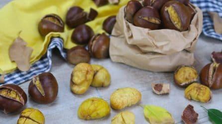 Tre modi per cucinare le castagne: i trucchetti che non conoscevate!