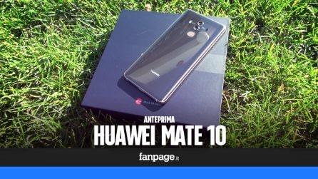 Huawei Mate 10: caratteristiche tecniche, prezzo e data di vendita in Italia
