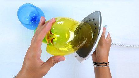 Poggia la bottiglia sul ferro da stiro: il trucchetto utile da provare