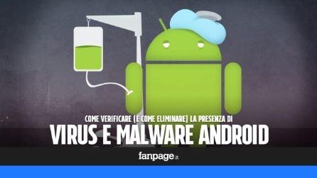 Come vedere se lo smartphone Android ha un malware (e scaricare il migliore antivirus)