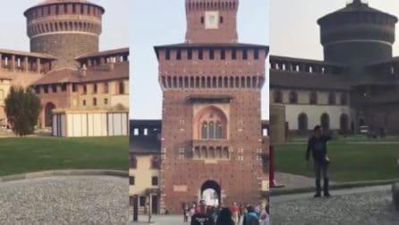 Milano, viaggio all'interno del Castello Sforzesco, uno dei più grandi d'Europa