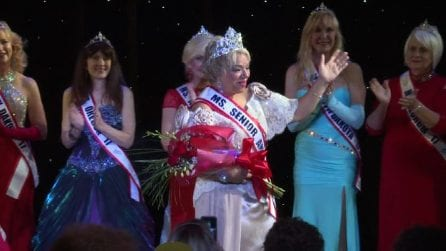 Bellezza, energia ed eleganza over 60: eletta Miss America senior
