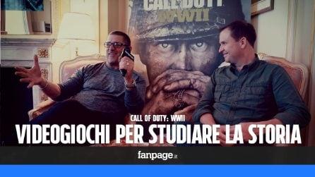 Con Call of Duty: WWII i videogiochi diventano uno strumento per raccontare la storia