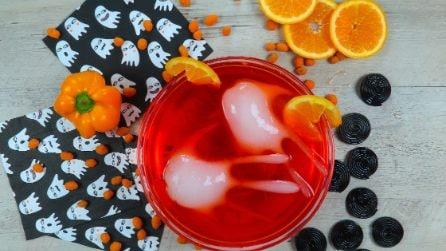 Come fare una mano di ghiaccio per Halloween