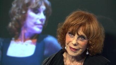 """Simona Marchini: """"Roma troppo bistrattata, merita più rispetto"""""""