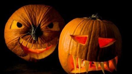 Ecco come intagliare una zucca per Halloween!